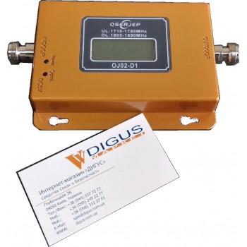 Репитер GSM 4G сигналу ICS23A-D 1800