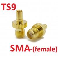 Переходник TS9-SMA(female)