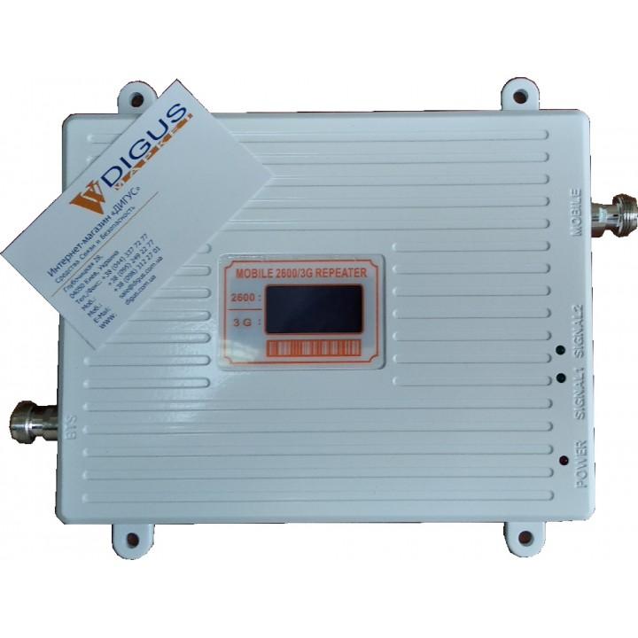 Усилитель 4G 3G сигналу ICS23A-WL 2100/2600