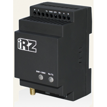 iRZ TG21.A GSM модем RS232 RS485