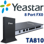 VOIP Шлюз Yeastar TA810 (8-FXO)