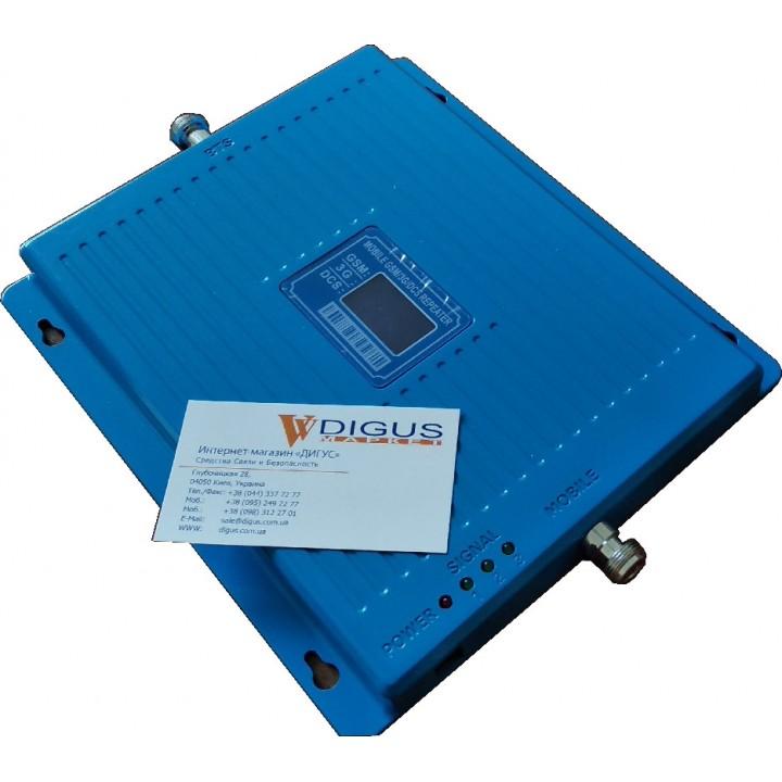 Усилитель 3G GSM сигнала ICS27A-GDW 900/1800/2100