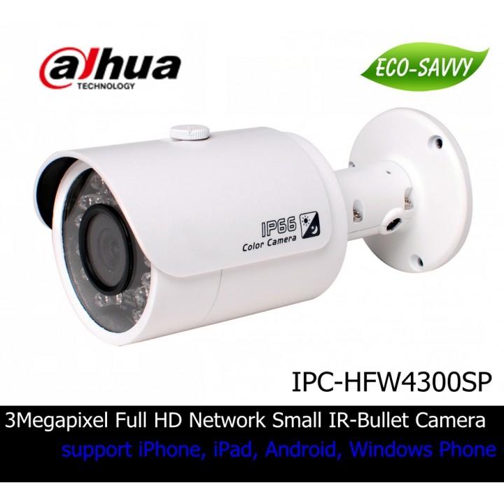 IP-Камера Dahua Technology IPC-HFW4300SP (наружной установки)