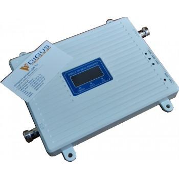 Репитер CDMA / 4G 3G GSM сигнала ICS23A-CDW 800/1800/2100