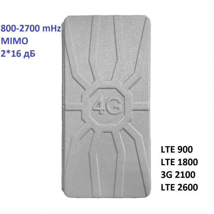 4G / 3G антена RunBit Spider LTE MIMO-800-2700