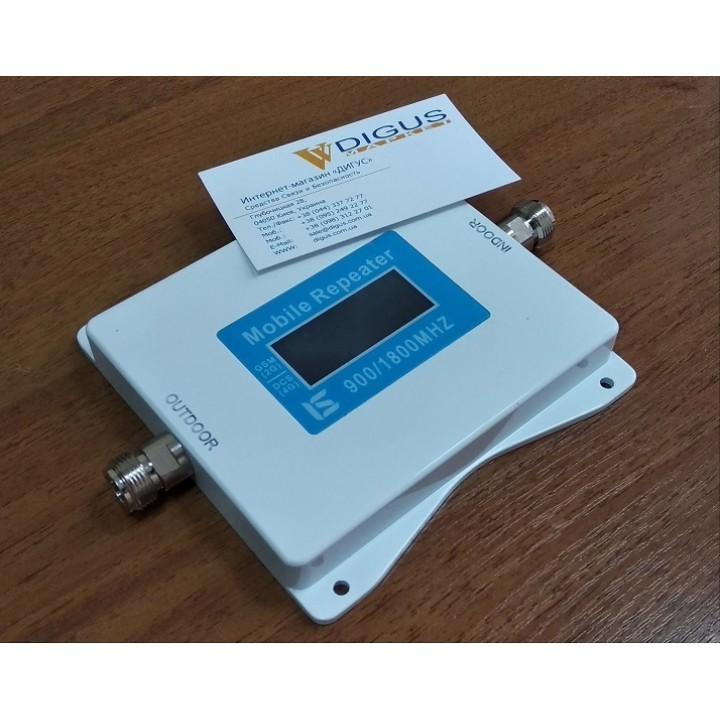 Усилитель GSM 4G ICS17A-GD 900/1800