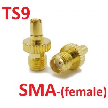 Перехідник TS9-SMA (female)