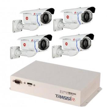 Комплект відеоспостереження Lanser-Mobile II +4 камери AC-A254IR5 по відмінною ціною!