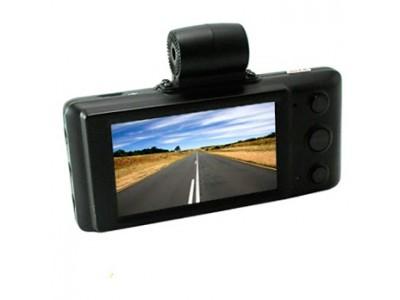 Демонстрация видеозаписи с видеорегистратора TENEX DVR- 620 FHD