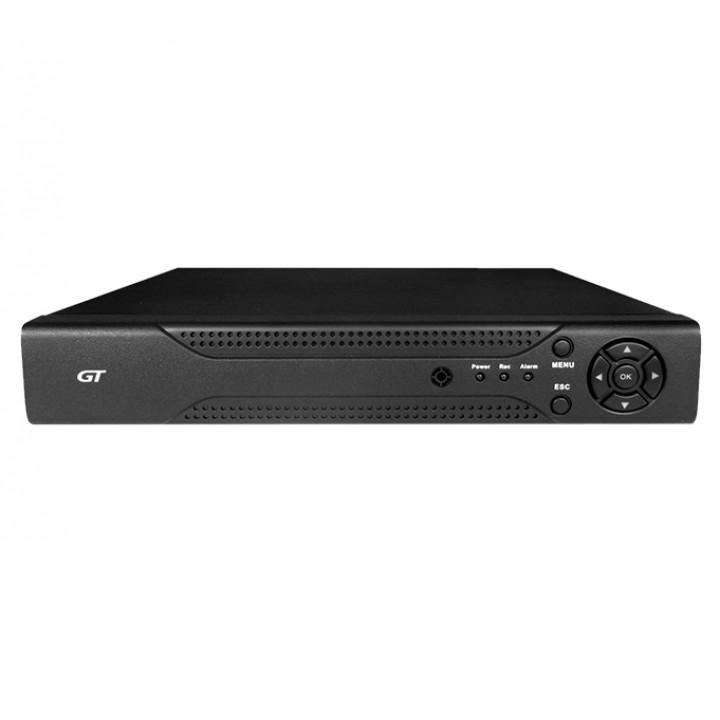 Трибридный 8-канальный видеорегистратор GT CMF0802