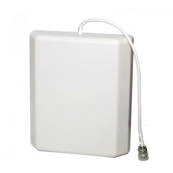 Антенна панельная внутренняя Gsm/3G 800-2500 МГц ICS-IPA-10D (10дБ)