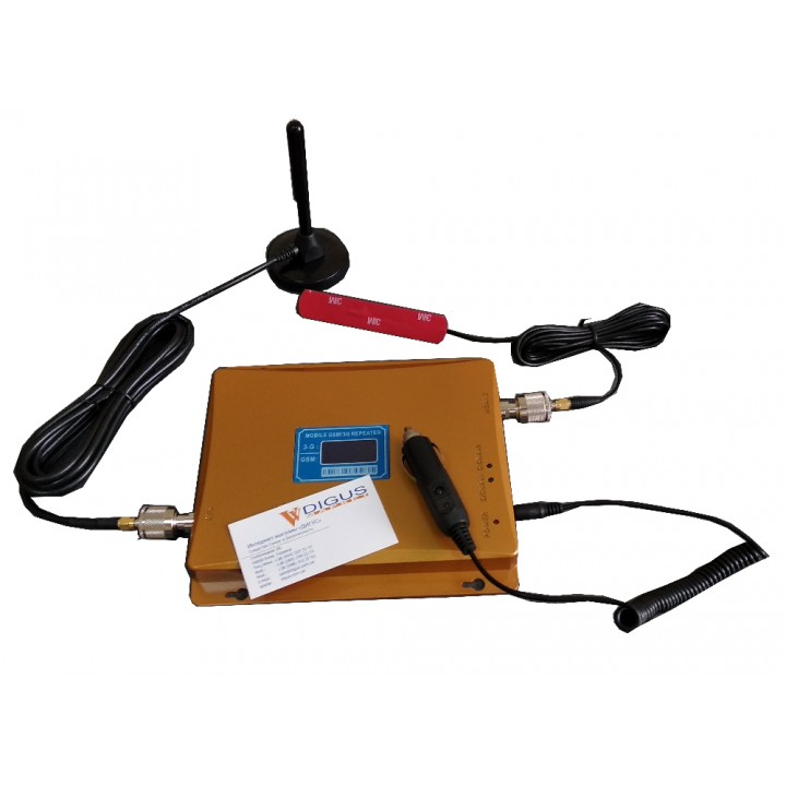 Репитер GSM 3G сигнала ICS23А-GW-transport  900/2100 mHz