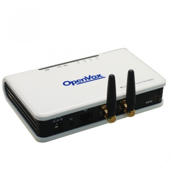 Voip/GSM Шлюз OpenVox WGW1002G