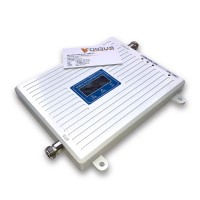 Репитер 4G 3G GSM сигнала ICS23A-GDW 900/1800/2100