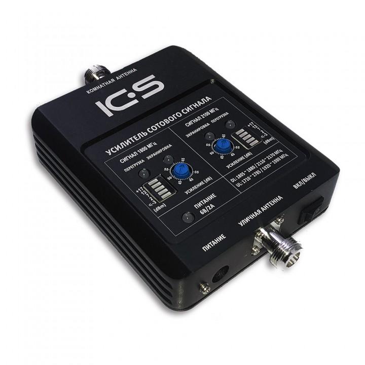 Репитер 4G 3G GSM сигналу ICS15N-DW 1800/2100