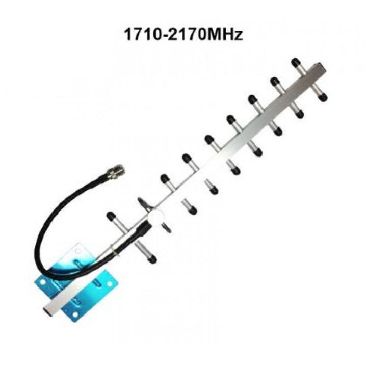 Направленная Gsm антенна ICS-Y9D-13 ( 9 элементов 13 дБ ) 1800мГц - 2100мГц
