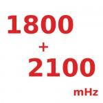 1800/2100 (мГц) Двух-диапазонные Репитеры