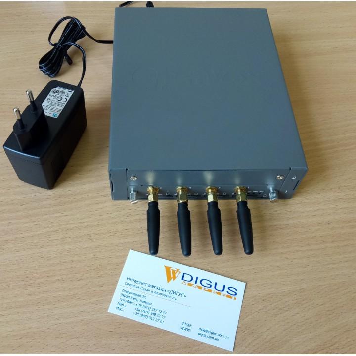 VOIP / 3G-GSM шлюз OpenVox VS-GW1202-4W