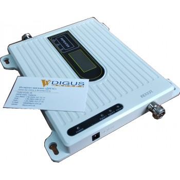 Репитер 4G 3G GSM сигналу ICS23K-GDW 900/1800/2100