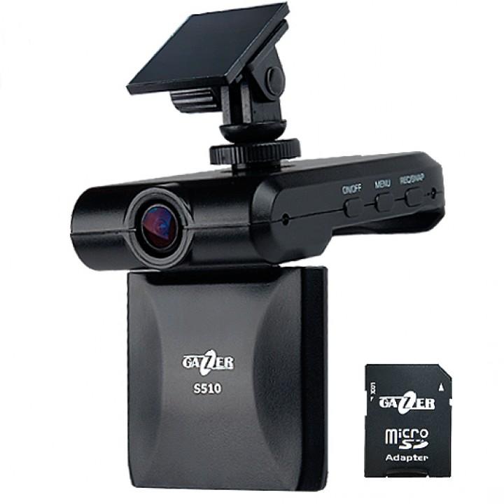 Gazer S510 Автомобільний відеореєстратор