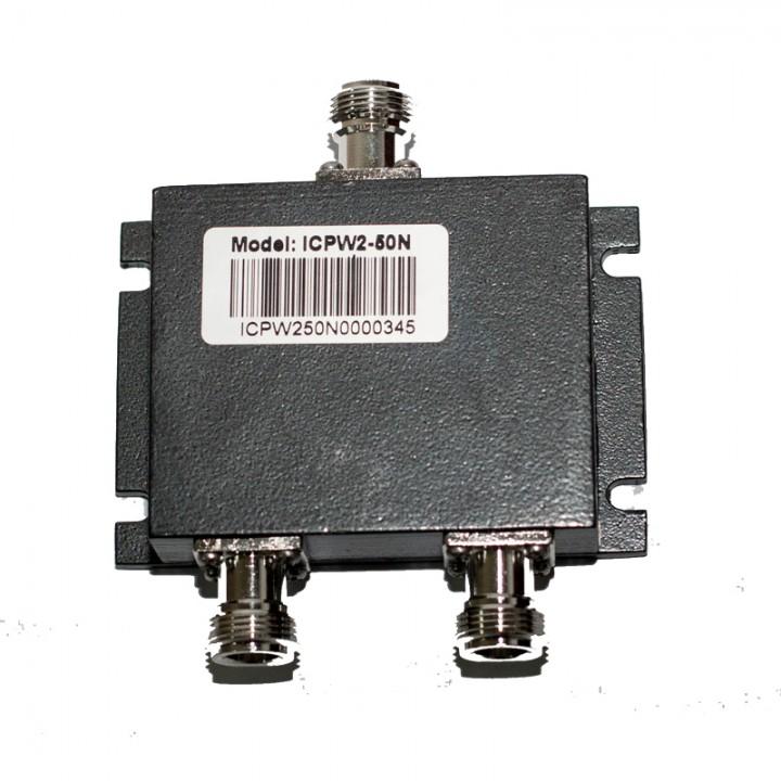 Делитель мощности 1/2.  ICPW2-50N