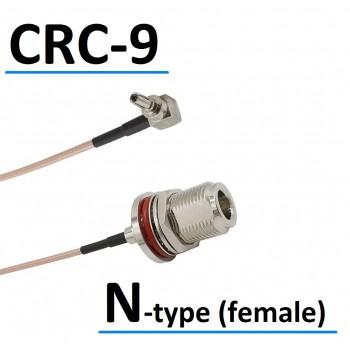 Пигтейл CRC9-N(female)
