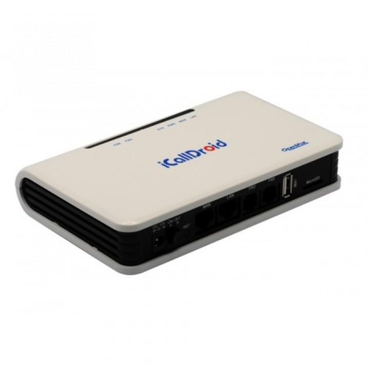 IP АТС OpenVox ICallDroid - до 10 одновременных звонков
