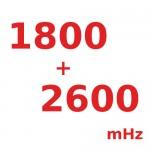 1800/2600 (мГц) Двух-диапазонные Репитеры