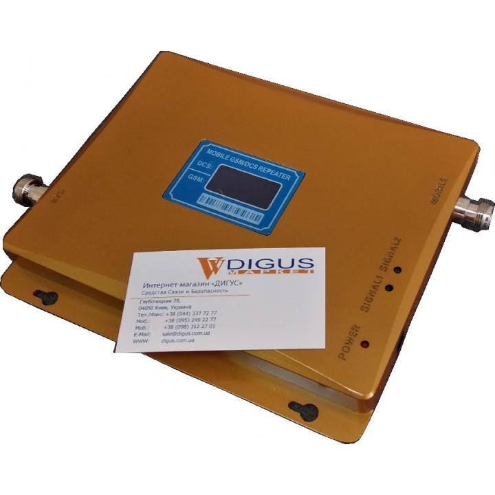 Усилитель GSM 4G сигналу ICS23A-GD 900/1800