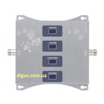 Репитер CDMA 4G 3G GSM сигнала ICS23A-CGDW 800/900/1800/2100