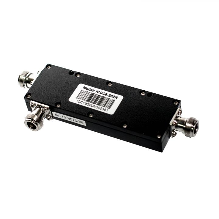 Ответвитель мощности несимметричный 1/2 (8дБ) ICCC8-200N
