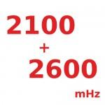 2100/2600 (мГц) Двух-диапазонные Репитеры