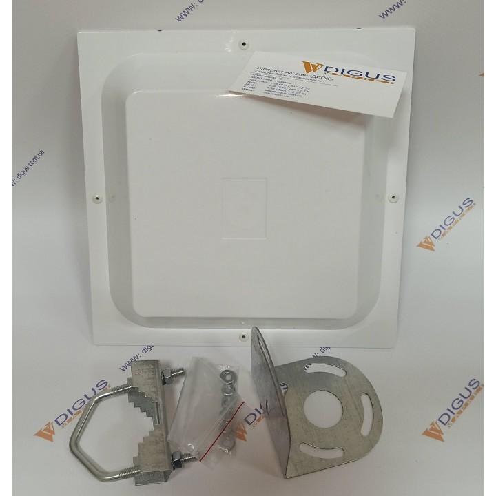 Антенна Панельная 2x2 ICS/MIMO-17-1700-2700 (17дБ)