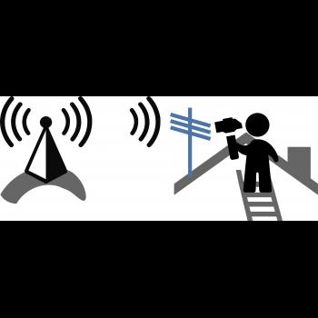 Монтаж и Настройка Оборудования для Усиления GSM и 3G /4G Сигнала *Цену Уточняйте*