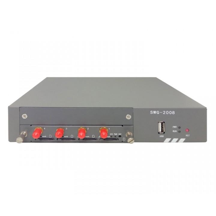 VOIP-GSM / 3G / LTE Шлюз OpenVox SWG-2008-4W
