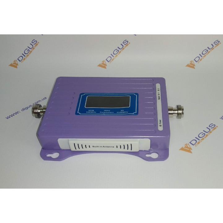 Підсилювач GSM 4G сигналу ICS17P-GD 900/1800