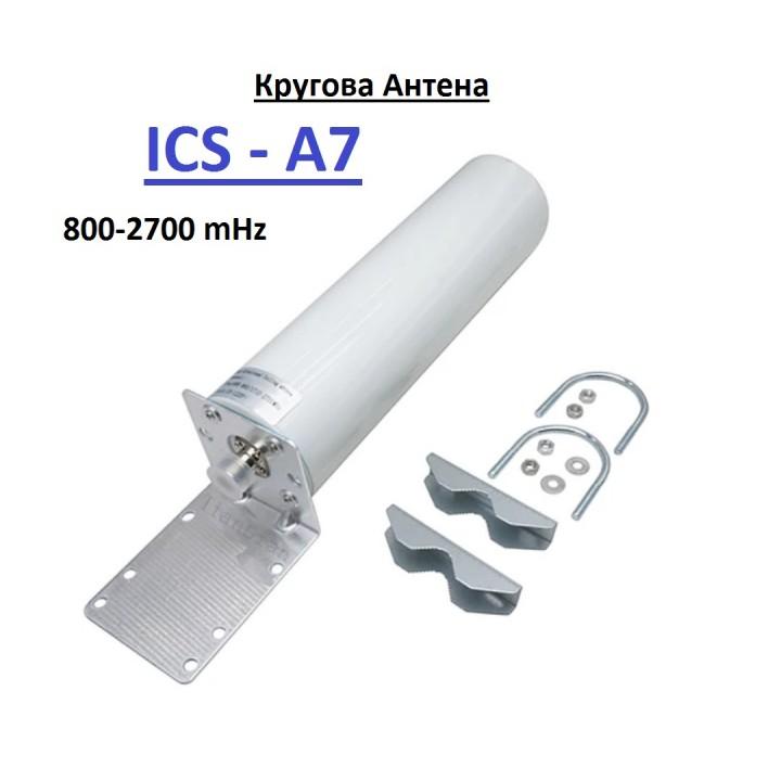 Круговая Антенна ICS-A7-800-2700 mHz