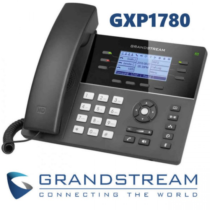 VOIP Телефон Grandstream GXP1780 Mid-Range IP Phone