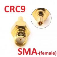 Переходник CRC9-SMA(female)