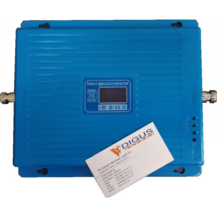 Підсилювач 3G GSM сигналу ICS27A-DWL 1800/2100/2600