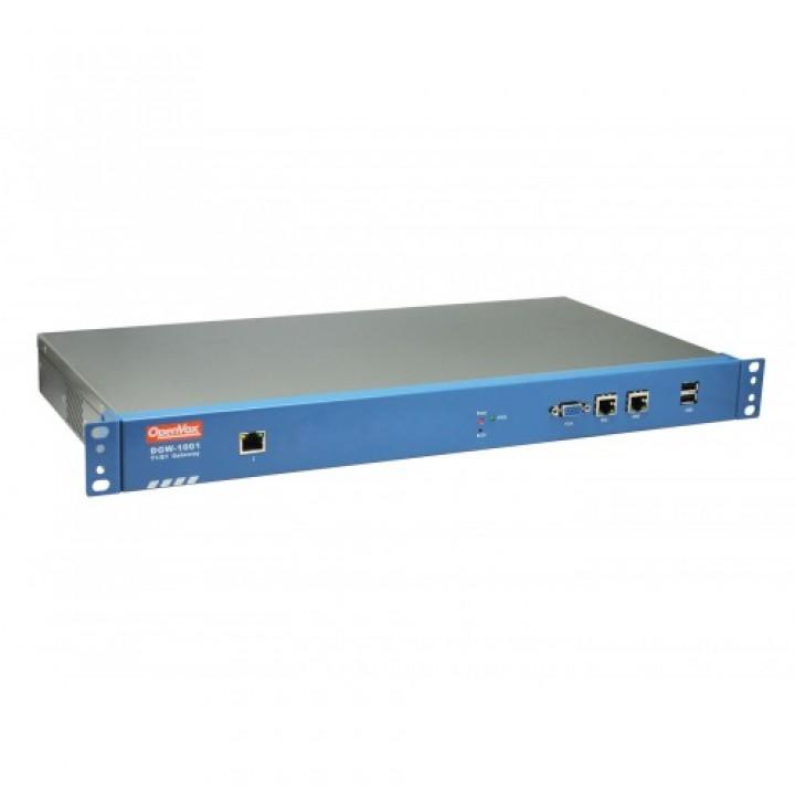T1/E1/PRI Шлюз OpenVox DGW-1001R