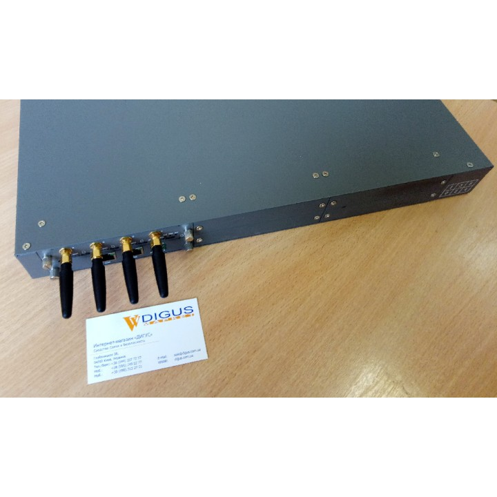 3G Шлюз OpenVox VS-GW1600-4W