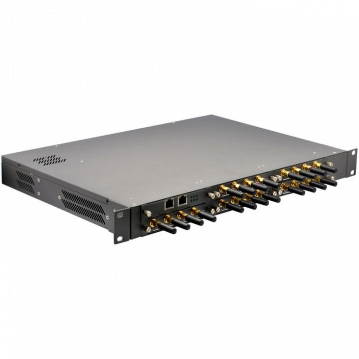 OpenVox VS-GW1600V2-20G - GSM Шлюз на 20 Gsm каналов