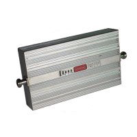Усилитель (репитер) 3G сигнала ICS18H-W 2100 mHz