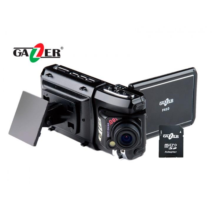 Gazer F410 Автомобильный видеорегистратор