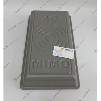 Антенна Панельная внешняя ICS/MIMO-17-800-2700 (17дБ)