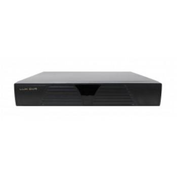 LuxDVR AHD-04G720 Eco Гибридный (AHD+АНАЛОГ 720Р) 4-канальный регистратор