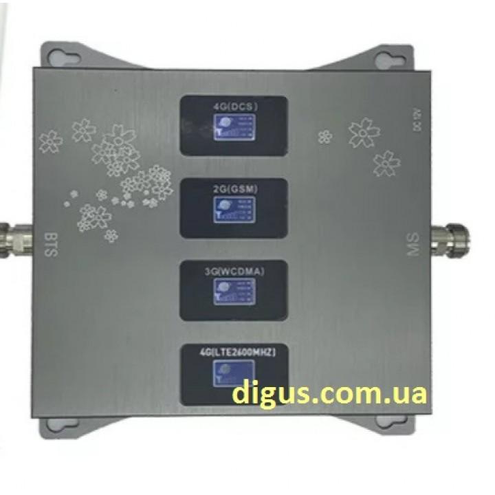Усилитель 4G 3G GSM сигнала ICS23A-GDWL 900/1800/2100/2600