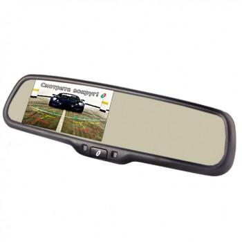 """Gazer MM50x Зеркало со встроенным монитором 4.3"""""""