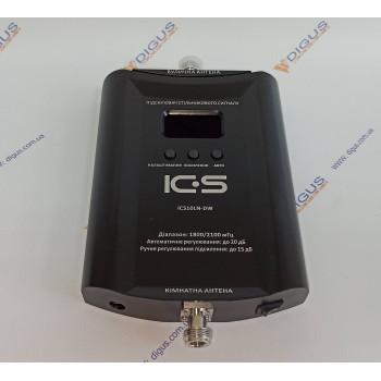 Підсилювач (репітер) 4G 3G GSM сигналу ICS10LN-DW 1800/2100
